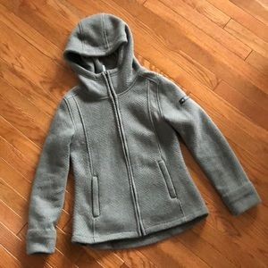 Size M Bench gray coat